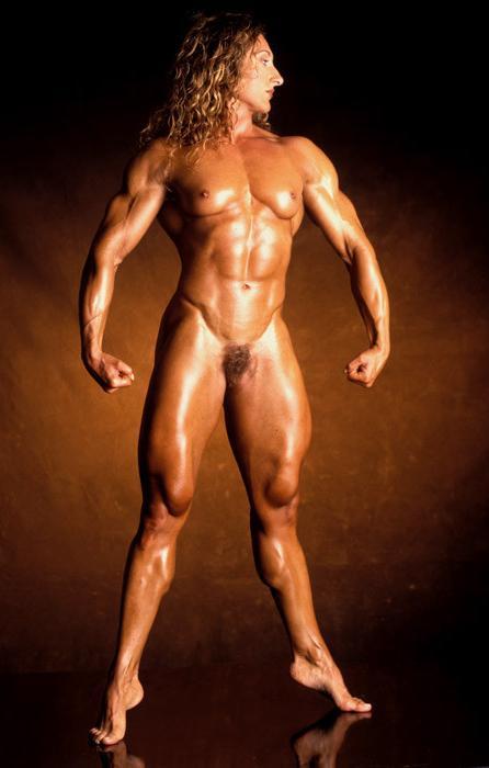 Muscle babes cumshots