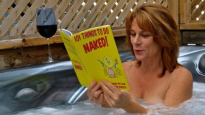 101 Things to do Naked – Book Review