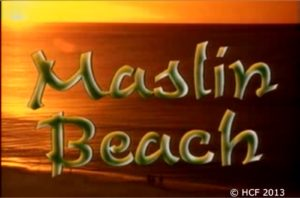 Maslin Beach – The Movie Review