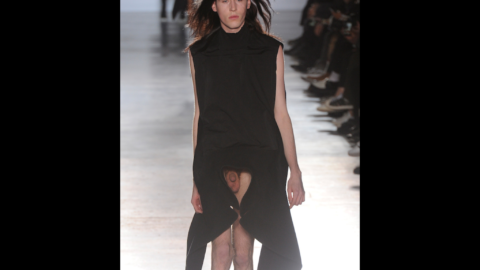 The ironic absurdity of the fashion industry