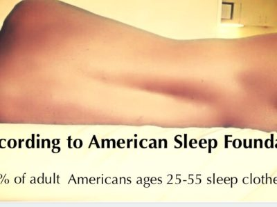 clothes free guide to sleeping au naturel