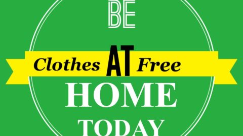 5 reasons to be home clothes free