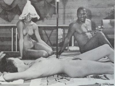 afro naturism