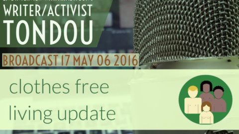 clothes free living update broadcast 17 with TonDou