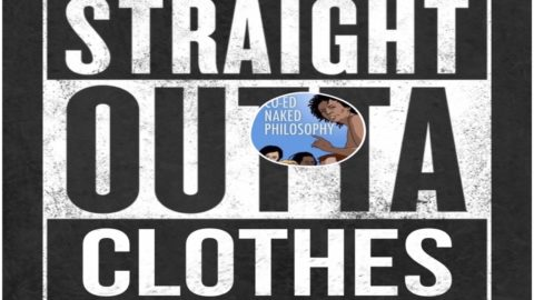 straight outta clothes podcast #2 naturist fiction author wil Forest