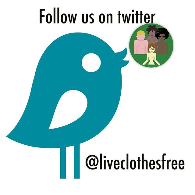 eg. Follow us if you are there @liveclothesfree we would love to connect  #twitter - from Instagram