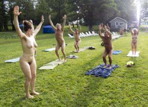 Nudist in northeast