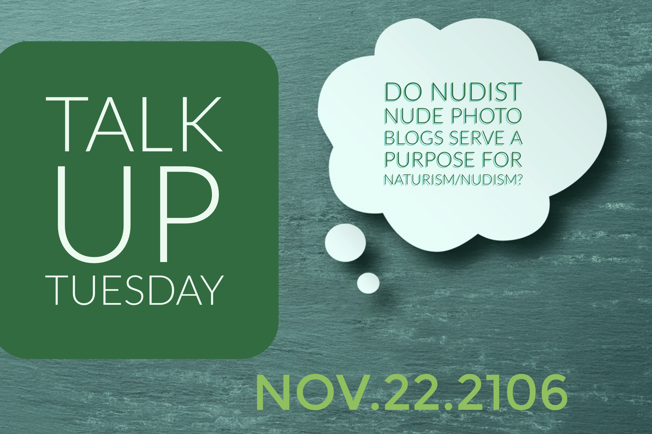 talk up Tuesday poll November 22 2016