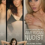 """Poster for the movie """"American Nudist"""""""