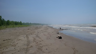 Canadian beach