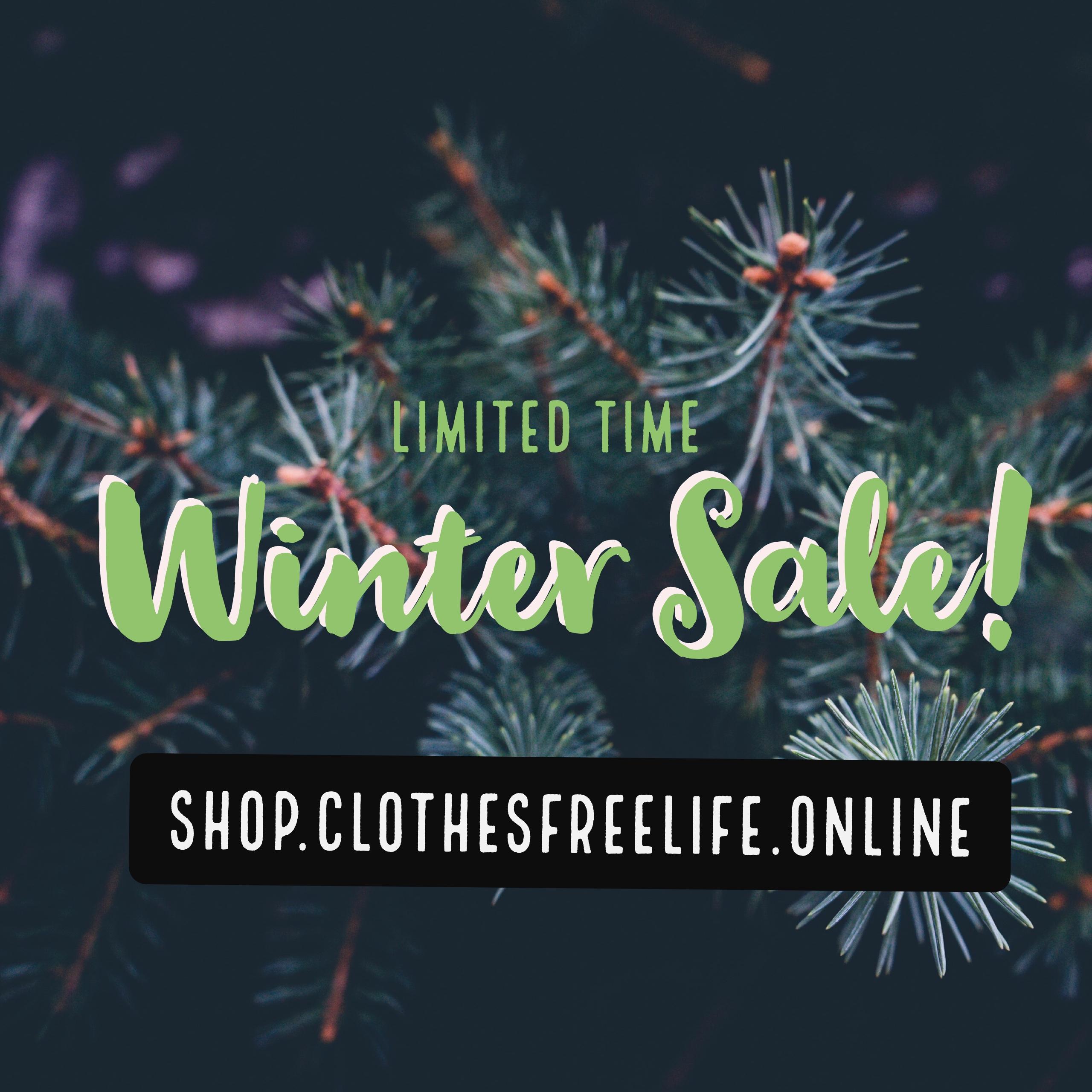 winter sale