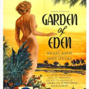 "Poster for the movie ""Garden of Eden"""