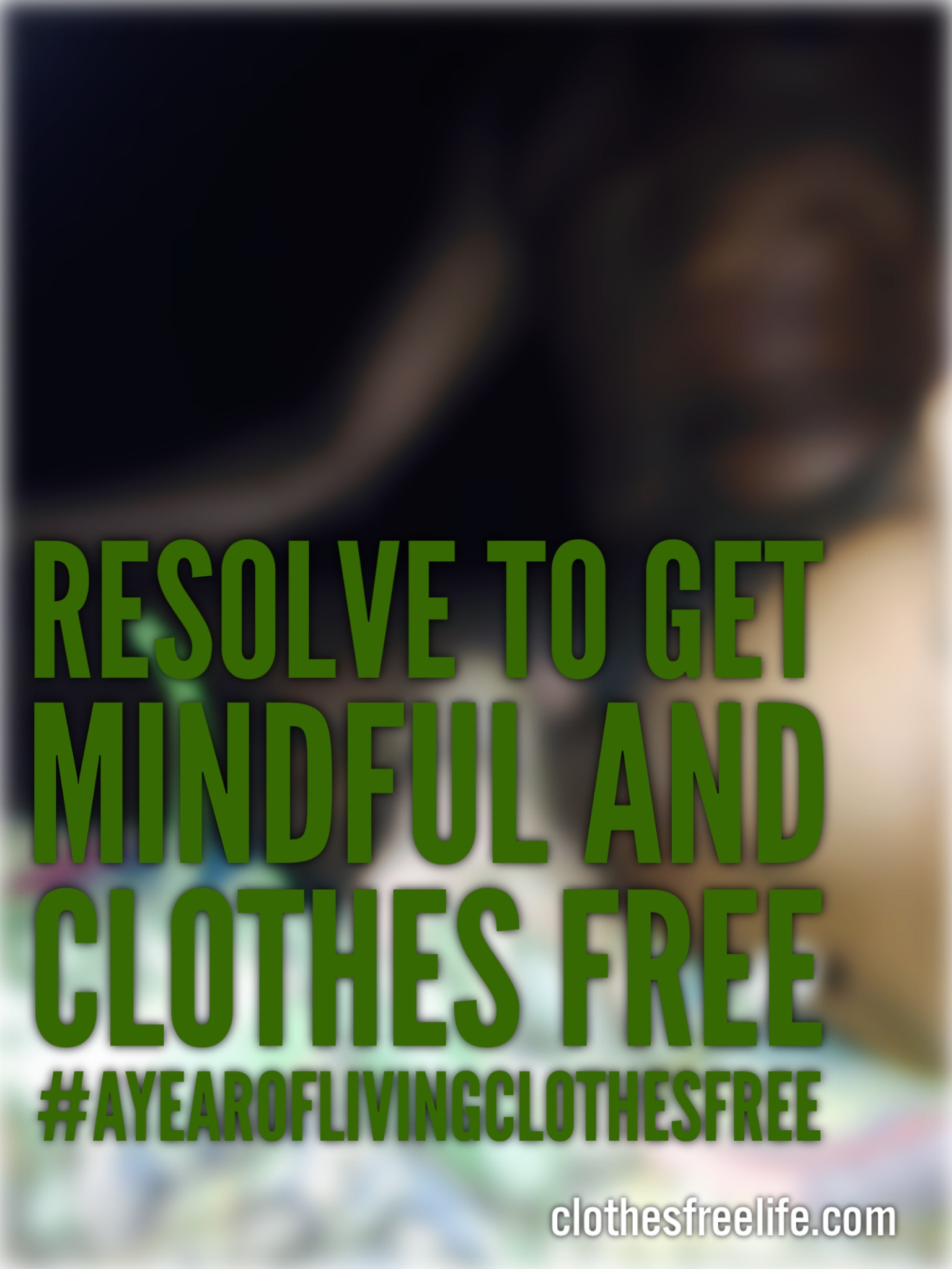 resolve to meditate clothes free