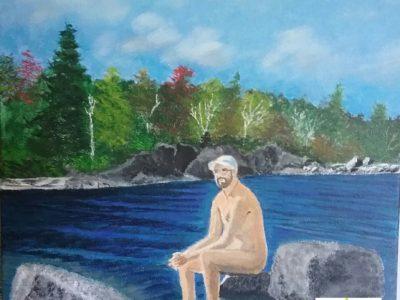 The Naturist Visual Artist