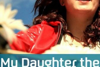 "Poster for the movie ""My Daughter the Teenage Nudist"""