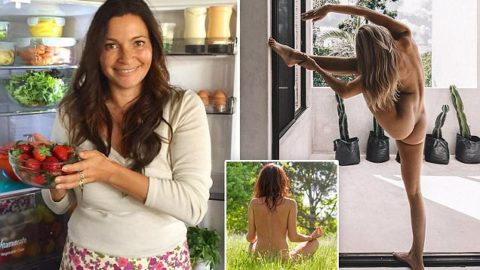 Is it better to work out NAKED? Yoga teacher explains why (via Mail Online)